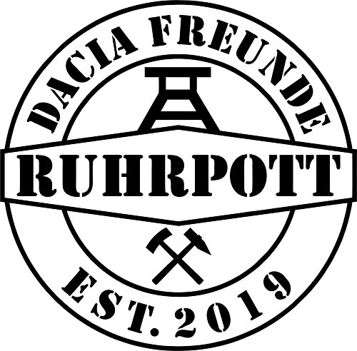 Dacia Freund Ruhrpott Merchandise Shop